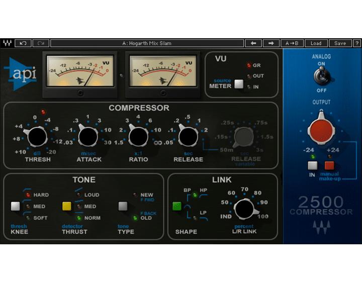 API 2500 COMPRESSEUR